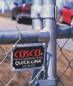 Security Fence, Chainlink Fencing