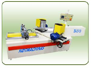 spiral paper tube machines electronic cut