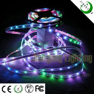 led christmas lights 5050 rgb smd led strip light