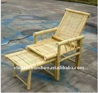 Bamboo Furniture Bench Chair Bbc-02