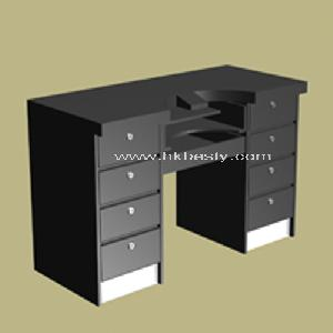 Work Table For Reparing Jewelry And Retail Jewelry Store Furniture