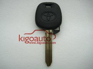 Toyota Transponder Key Blank Soft Rubber Head