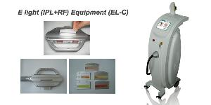 Elight Laser Asthestic Machine With Ipl Laser And Radiofrequency For Hair Removal And Skin Care