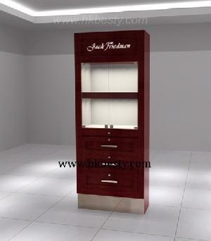 Jewelry Storage Display Cabinet Showroom Furniture Showcase