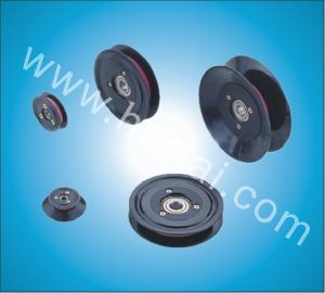Flanged Wire Guide Pulley Roller Ceramic Cable Machine - page 1 ...