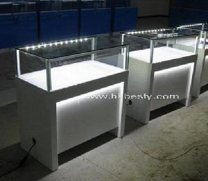 Glass Showcase And Jewellery Display Counter For Retail