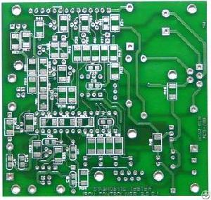 2 Layer Pcb Sa Pagsasawsaw Gold Tinatapos Nakalimbag Circuit Board
