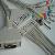Fukuda Ekg Cable With 10 Leads-rsdk091oip
