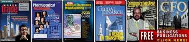trade logistics export magazines