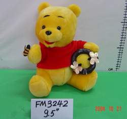 stuffed plush toys