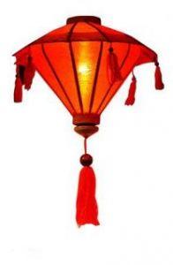 Umbrella Designed Lantern