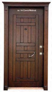 Construction, Steel Door, Security Door, Door