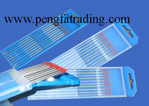 Sell Tungsten Electrodes For Tig Welding