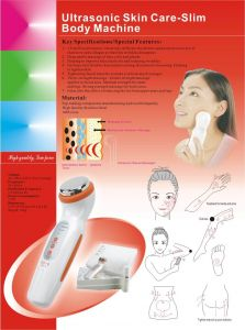 Health And Beauty Products, Ultrasound Massager, Electric And Electronic Appliance, Gift And Premium