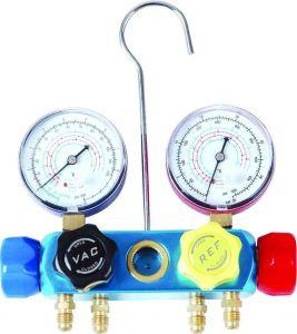 Refrigeration Tool,hvac Tool,refrigerant Gauge,manifold Gauges