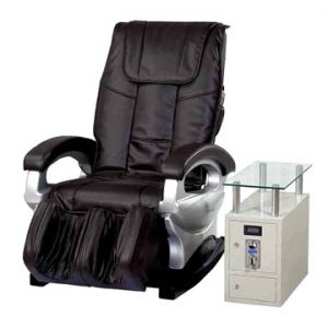 Coin Massage Chair