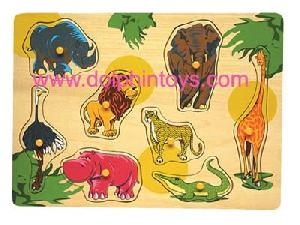 Wooden Toys-puzzle