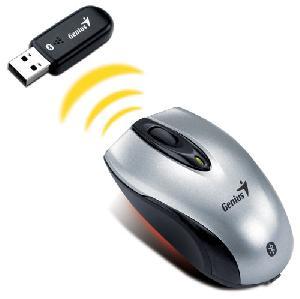 Bluetooth Mini Optical Mouse/2.0 Edr Dongle