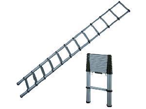 European Standard Wide Step Telescopic Ladder(laot-420xxk)