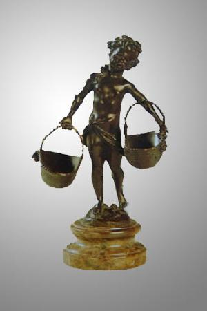Sell Bronze Sculptures,brass Statues,copper Handmade Crafts
