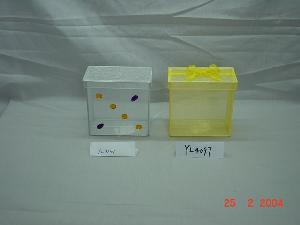 Sell Organza Box,pvc Box,plactis Box,etc