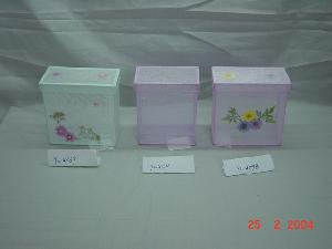 Supply Organza Boxes
