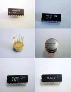 Semiconductors, Integrated Circuits , Transistor, China Power Module, Grade A Blank Cd-r