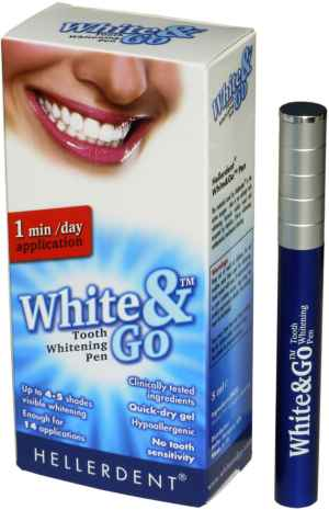 White And Go Tooth Whitening Pen