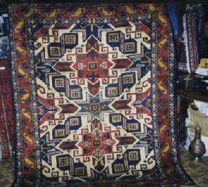 Carpet, Kilim, Home Textile, Antique