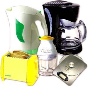 Home Appliances, Irons, Kettles, Waffles, Mixer, Blender, Ovens