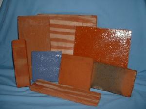 Floor Tiles Hand Made Rustic Terracotta
