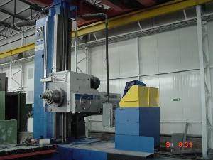 Ceruti Cermatic 110 M-cs Boring Mill Machinery