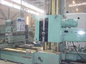 Stanko 2h637 Boring Mill Machinery