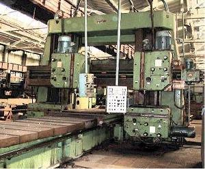 Titan Flp 1600 Milling Planner Machinery