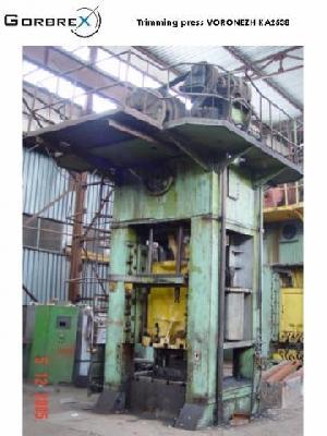 Voronezh Ka2538 Press Trimming Machinery