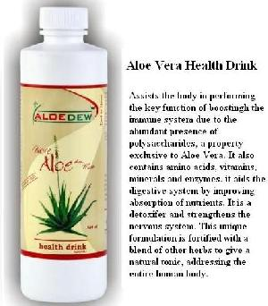 Aloe Vera Health Tonic