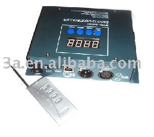dmx512 wireless controller dmx300