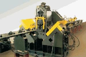 Cnc Angle Line Machine For Drilling And Marking