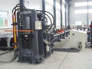 Cnc Angle Line Machine For Marking Punching And Shearing