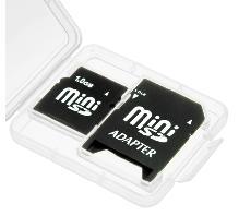 Sell Oem Mini Secure Digital Memory Card 128mb-4gb For Mobile Phone