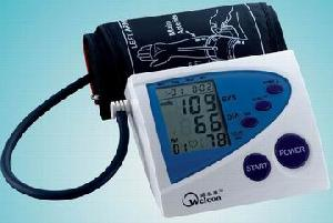 Digital Blood Pressure Monitor With Arm Style