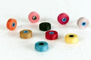 Prewound Bobbin Suitable For Multi-head Embroidery Machine, Quilting Machine And Sewing Machine