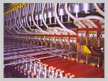 steel bar mesh welding machine