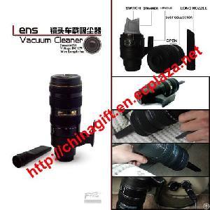 lens vacuum cleaner car power mini