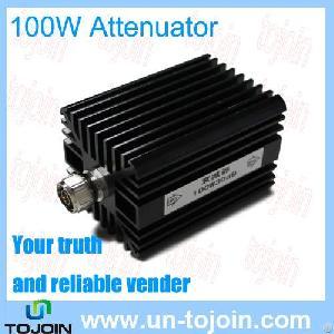 100w rf coaxial attenuator