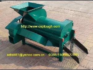 corn maize peeling thresher