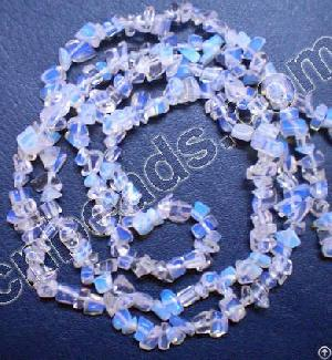 Moonstone Chip Beads Semi Stone Jewelry Accessories Best Seller Jewel Findings