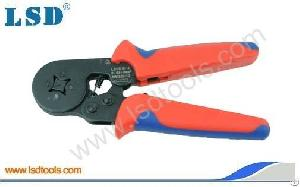 lsc8 6 4a adjusting cable ferrules crimping plier cord terminals crimp tool sleeve