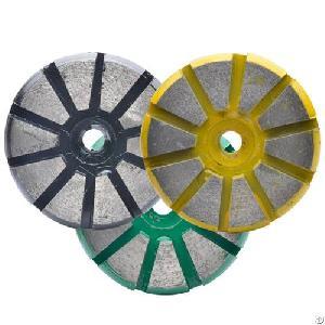 Concrete Grinding Disc Metal Bonded For Floor Polishing