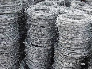 12ga Galvanized Barbed Wire For Sale